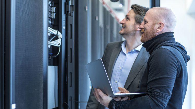 VPN Deutschland · Unternehmensvernetzung · Sicherheit · Unsere Rechenzentren